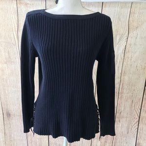 Ralph Lauren Navy Blue Sweater (M)